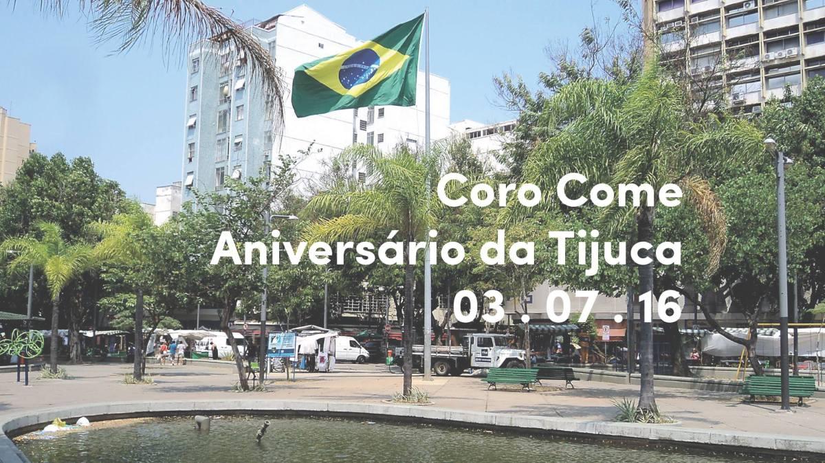 03/07 09h :: Aniversário da Tijuca :: Praça Saens Peña
