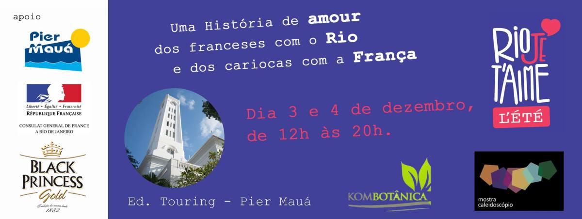 03 e 04/12 :: Feira Rio je t´aime :: Pier Mauá
