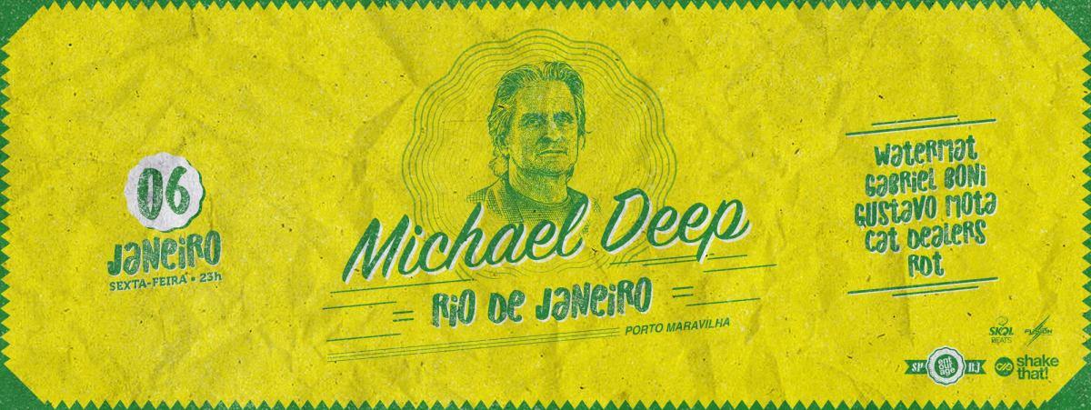 06/01 23h :: Michael Deep in Rio :: Porto Maravilha