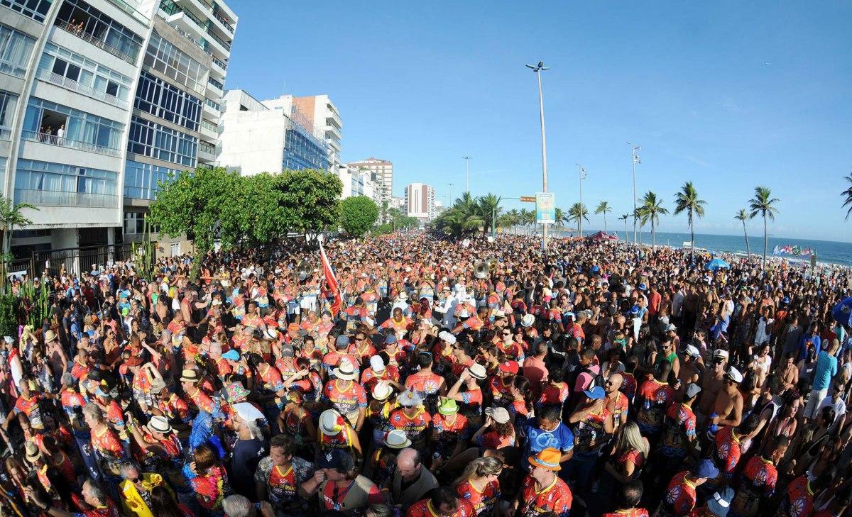 18/02 :: Carnaval Sábado :: Rio de Janeiro