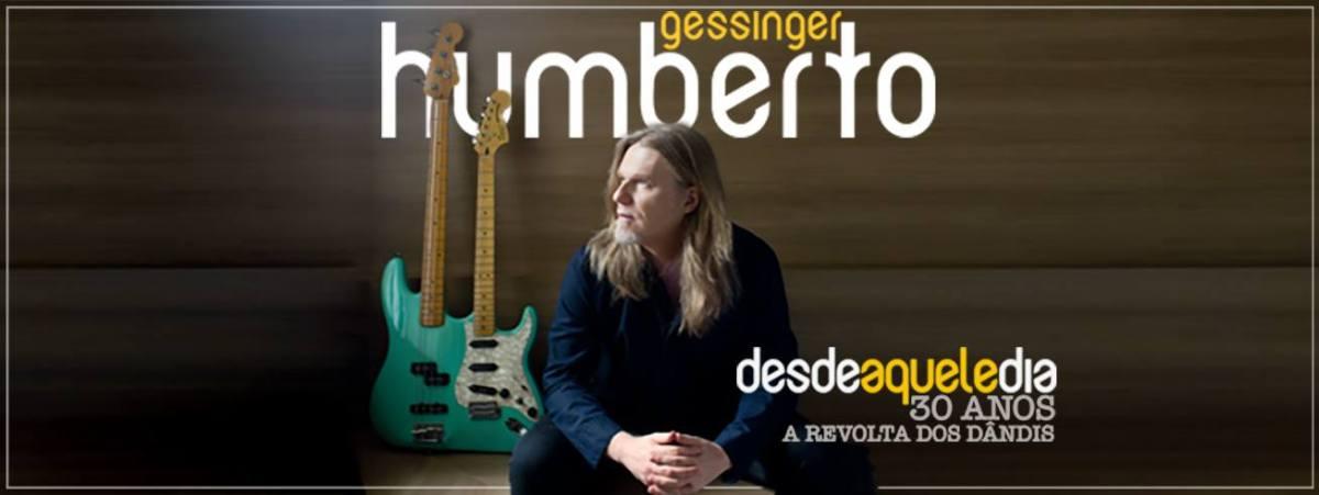 23/11 21h :: Show de Humberto Gessinger :: Imperator Centro Cultural